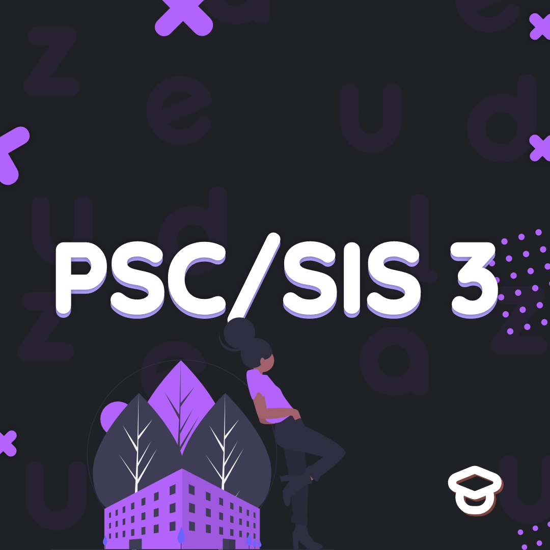 Turma PSC/SIS 3